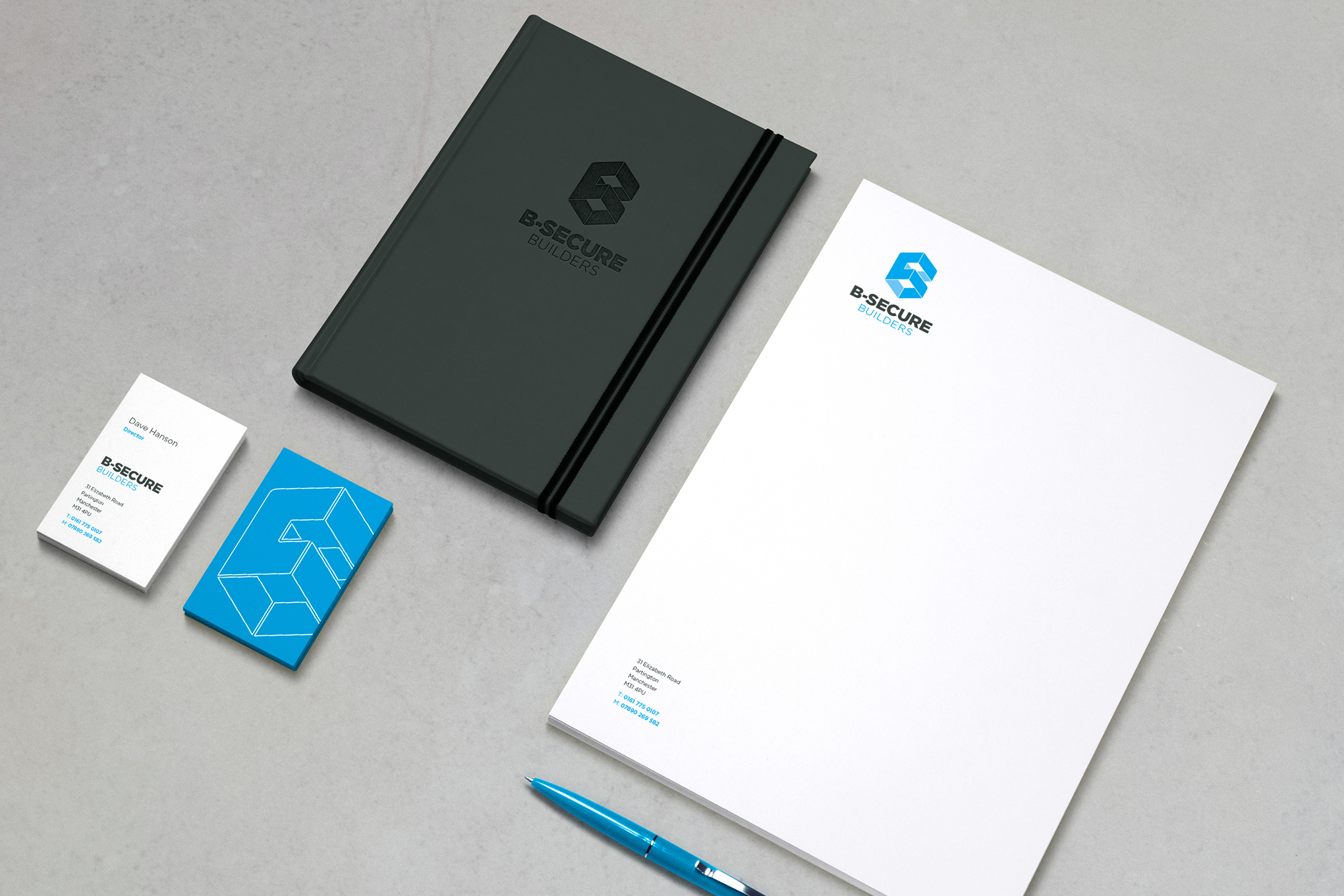 B-Secure Stationery Items