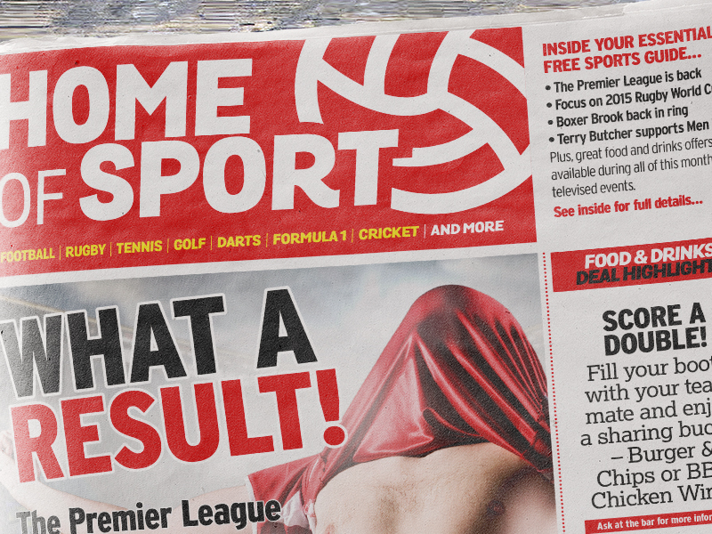 Sports Newspapers