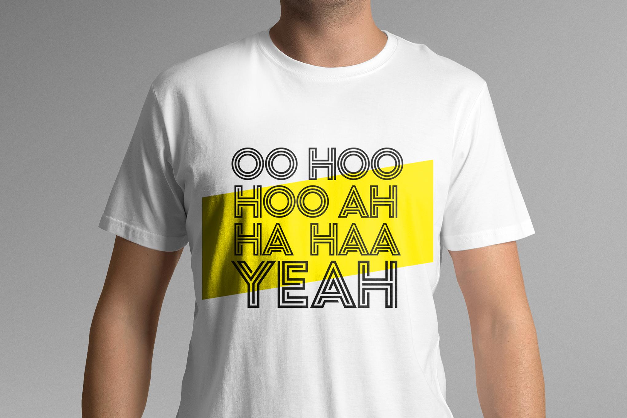 Voodoo Ray T-shirt Design