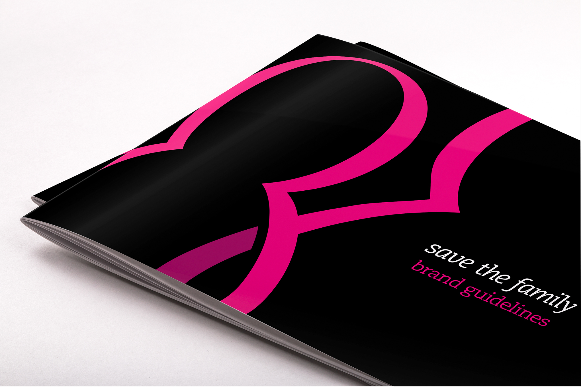 Save The Family Brand Book