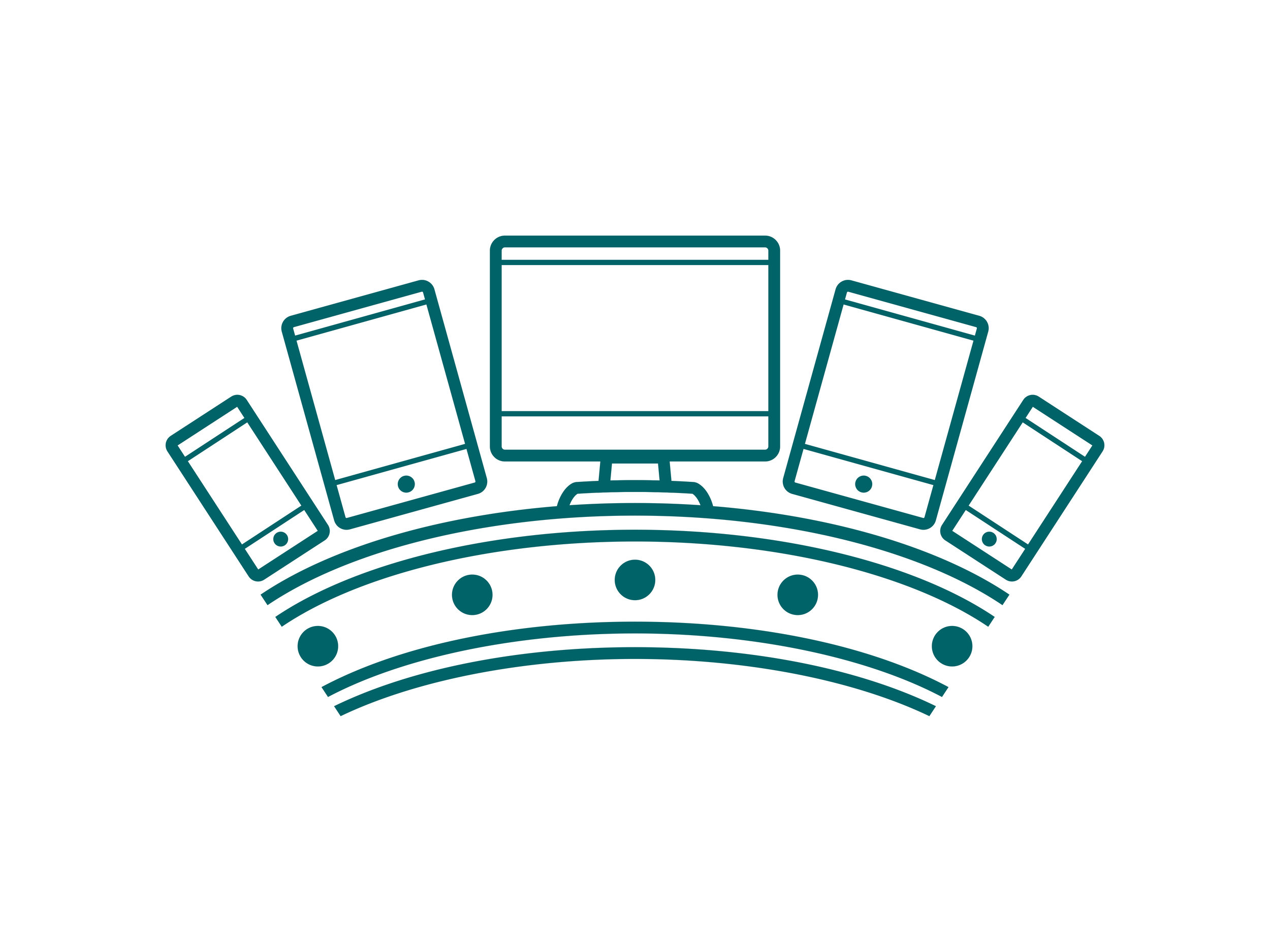 Content Queen Logo Detail