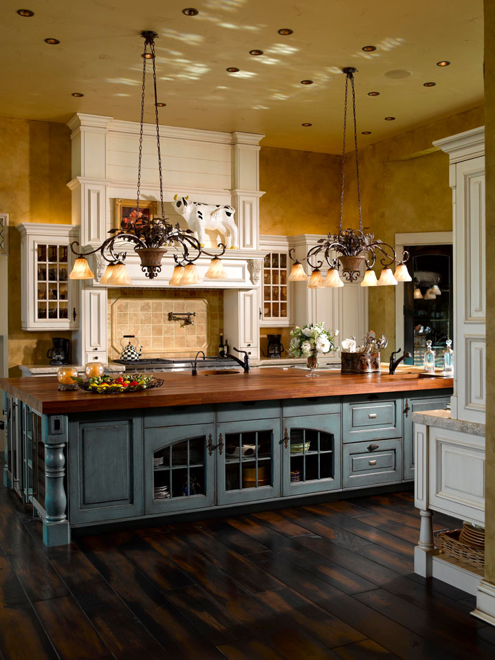 spekva custom wooden kitchen island