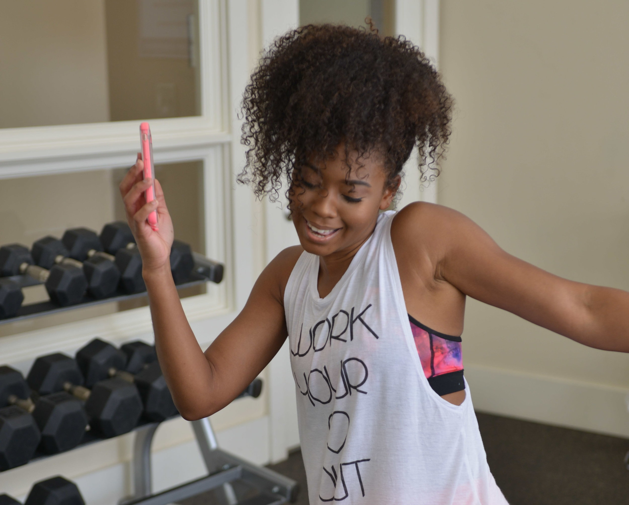 Brittany Jenkins Fitness Lifestyle Blogger Just Being Britt