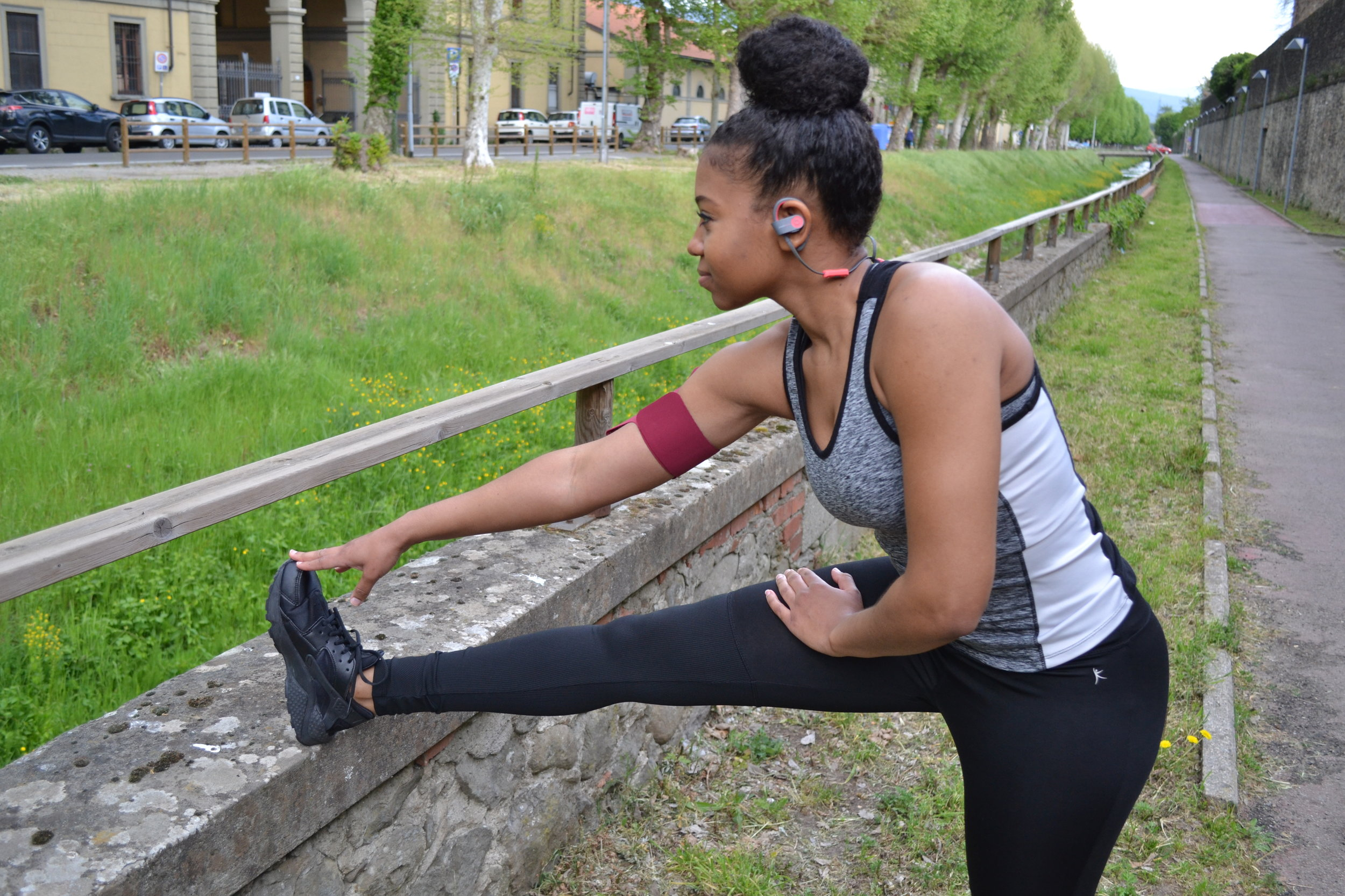 Fitness Lifestyle Blog Just Being Britt Brittany Jenkins Fitness HIIT Running
