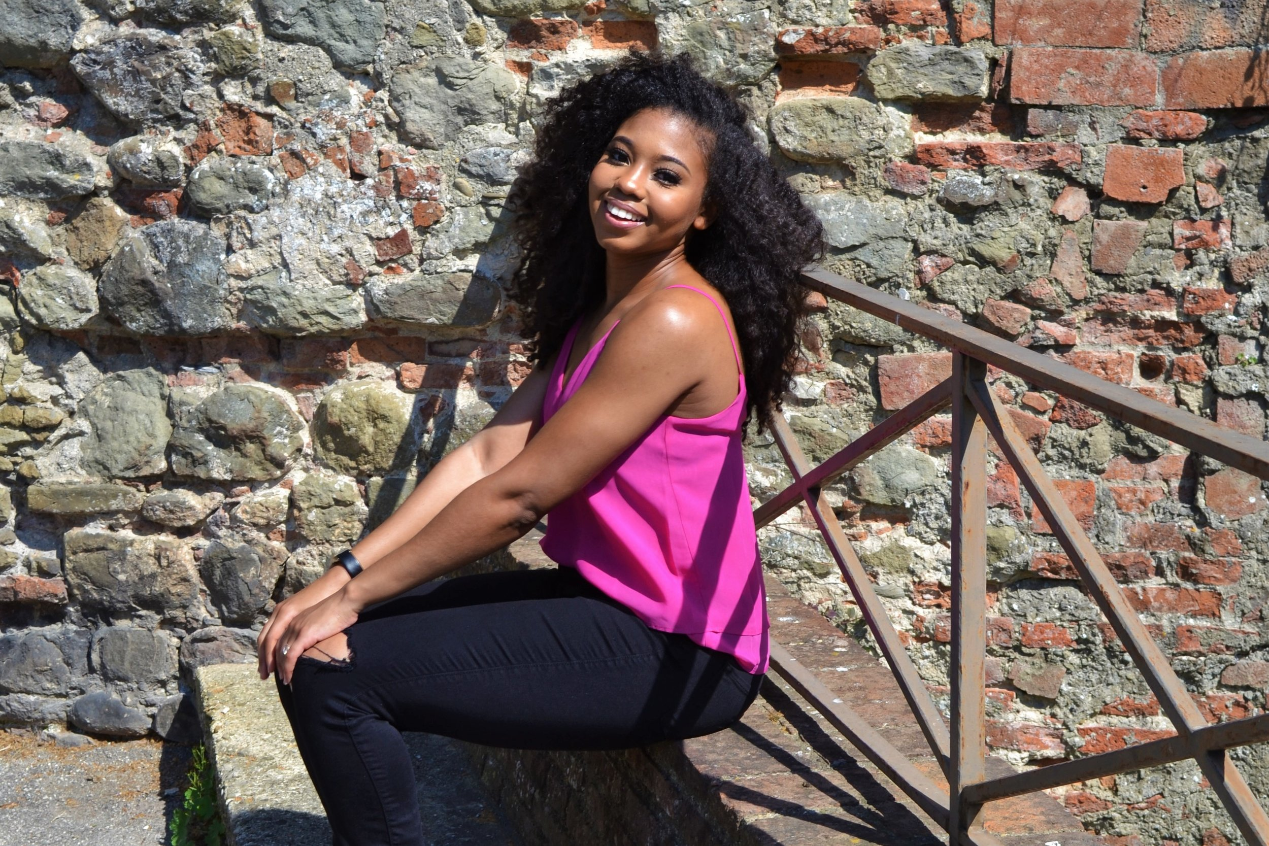 Fitness Lifestyle Blog Just Being Britt Brittany Jenkins Fitness Gave Up Complaining for 40 Days