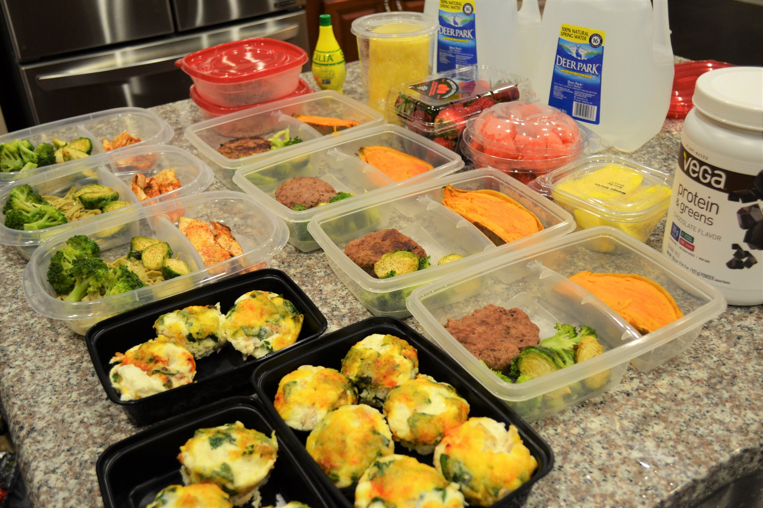 Fitness Lifestyle Blog Just Being Britt Brittany Jenkins Fitness Meal Prep Tips