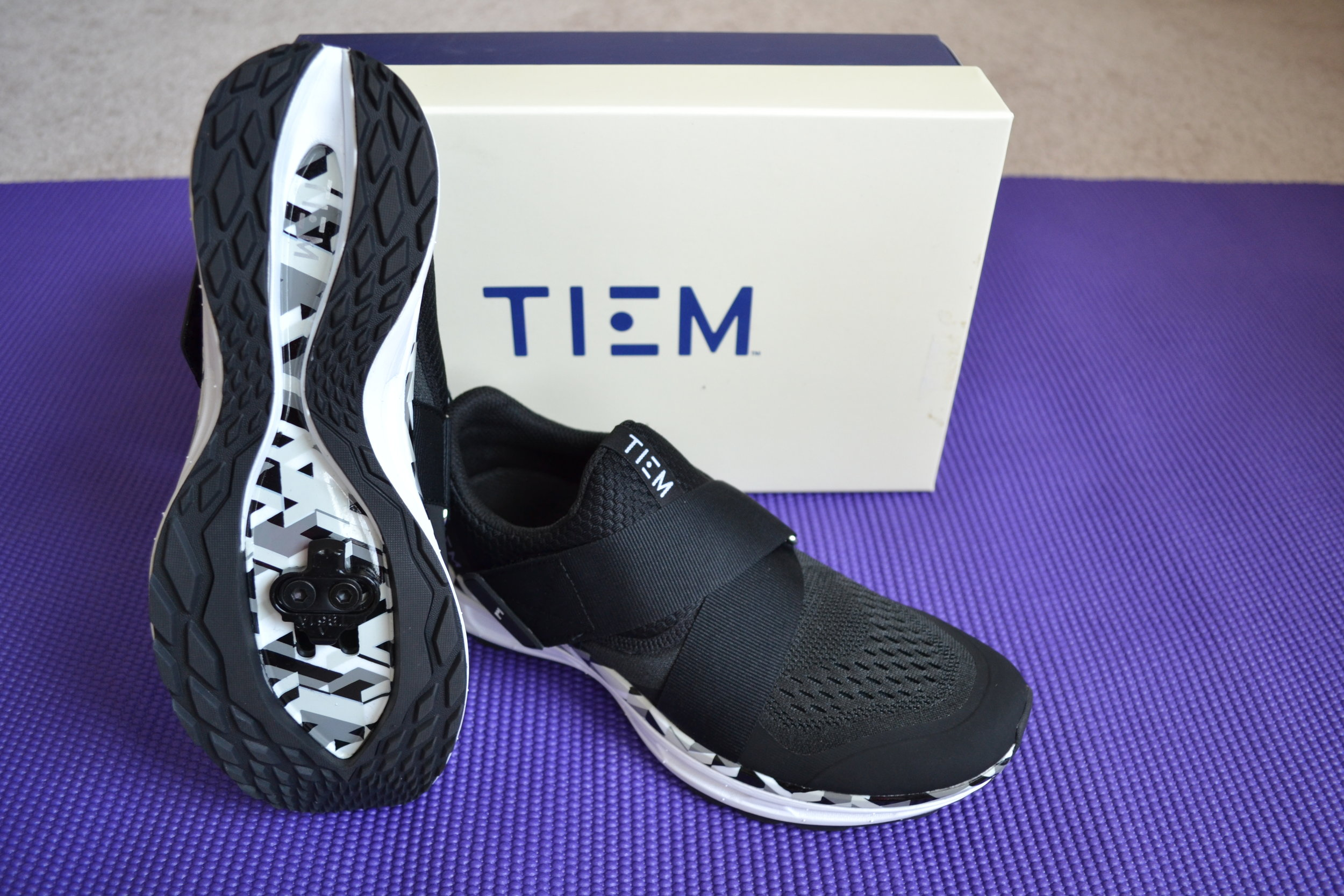 TIEM Spin Shoes Just Being Britt Fitness Lifestyle Blog Brittany Jenkins Fitness