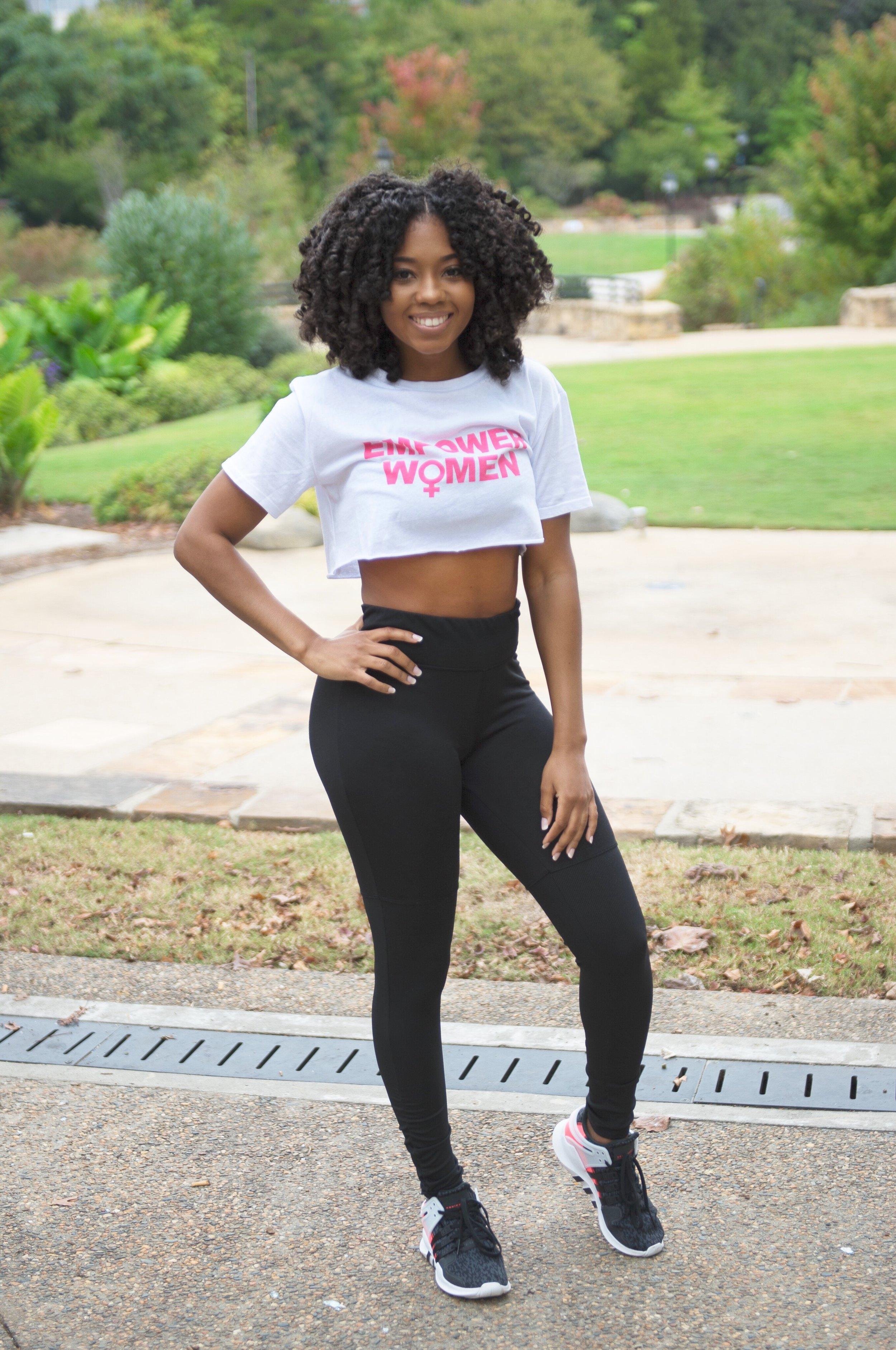 Fitness Lifestyle Blog Just Being Britt JustBeingBritt Flexi Rod Set ORS Empower Women