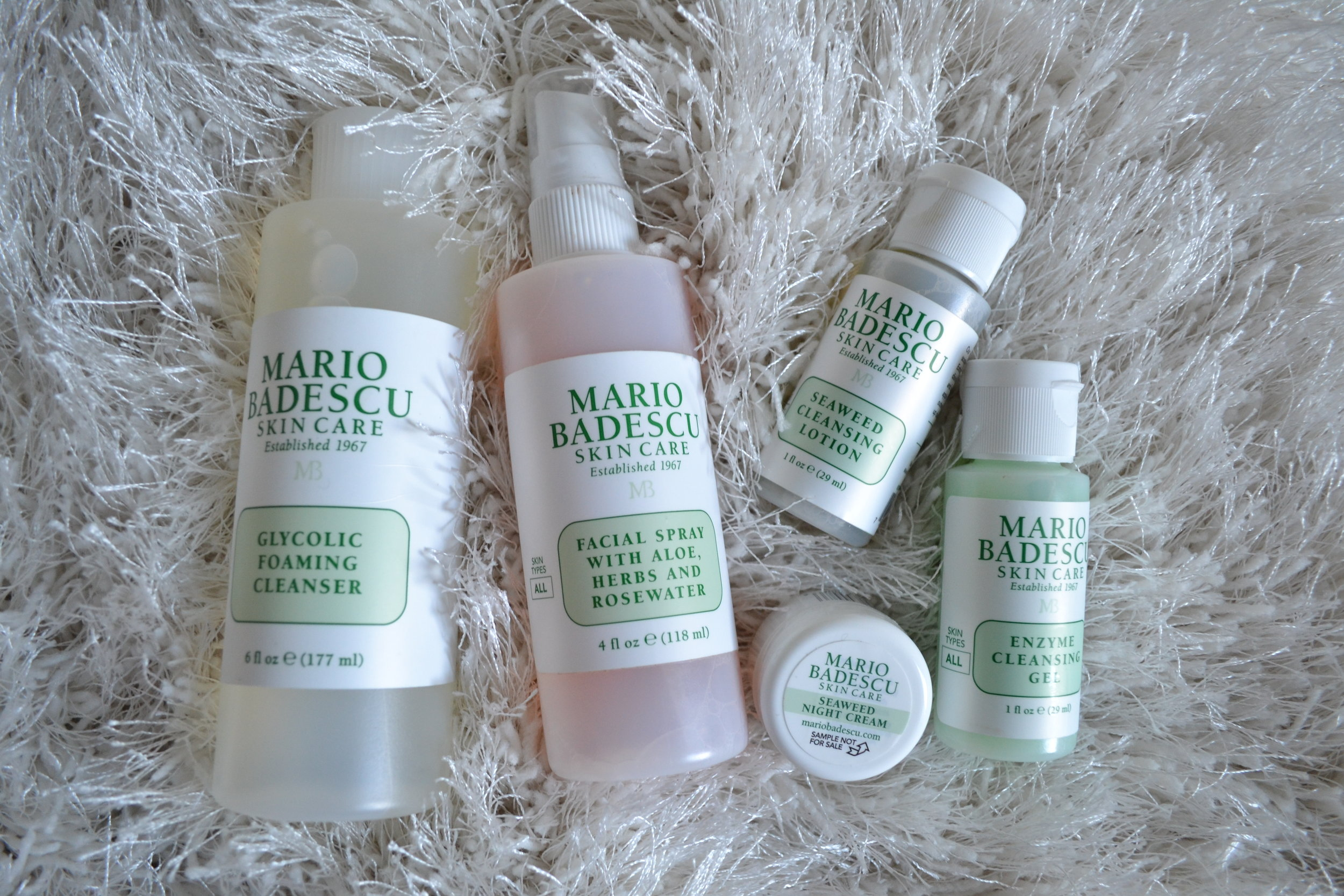 Just Being Britt Skin Care Routine Clearer Skin in 30 Days Fitness Lifestyle Blog MArio Badescu
