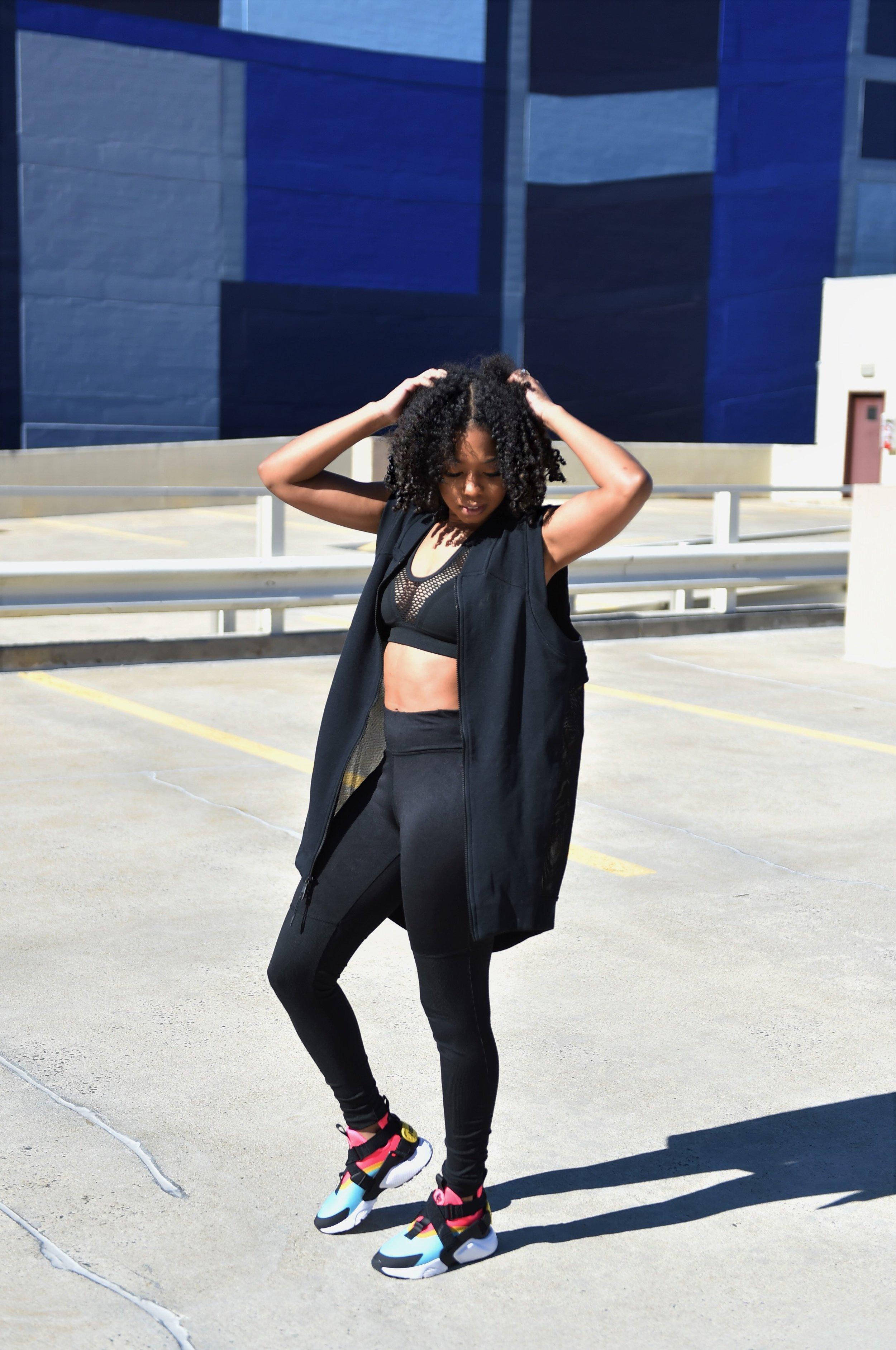 Just Being Britt Jenkins Fitness Lifestyle Beauty Blog Nike City Air