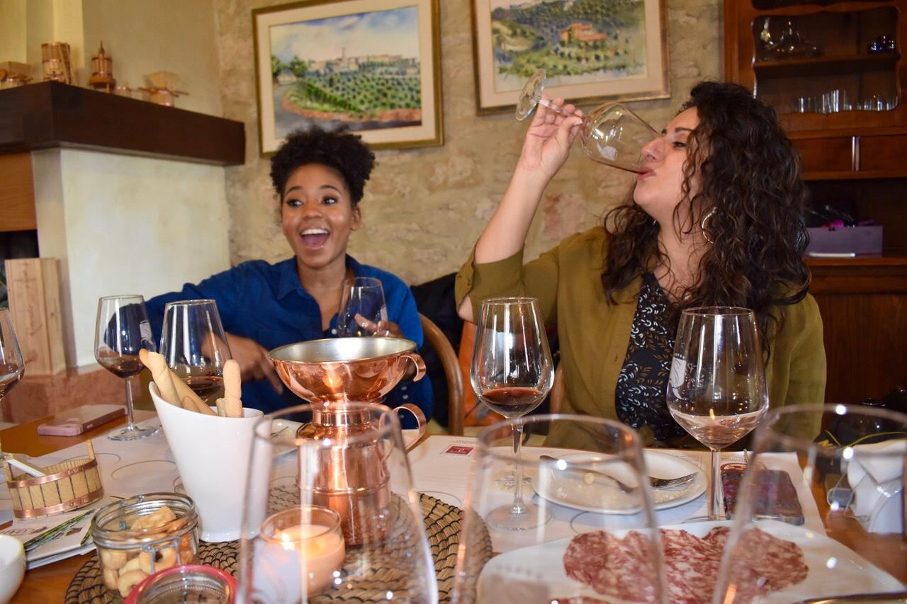 Just Being Britt Jenkins Fitness Lifestyle Beauty Travel Blog Valpolicella Wine Tours Lake Garda Amarone