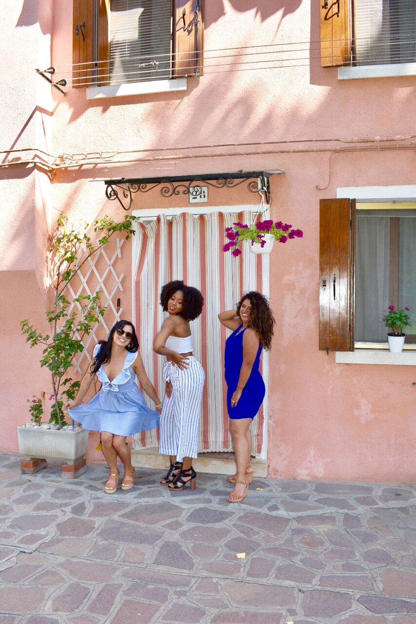 Just Being Britt Jenkins Fitness Lifestyle Travel Blog Spring Burano Italy Style