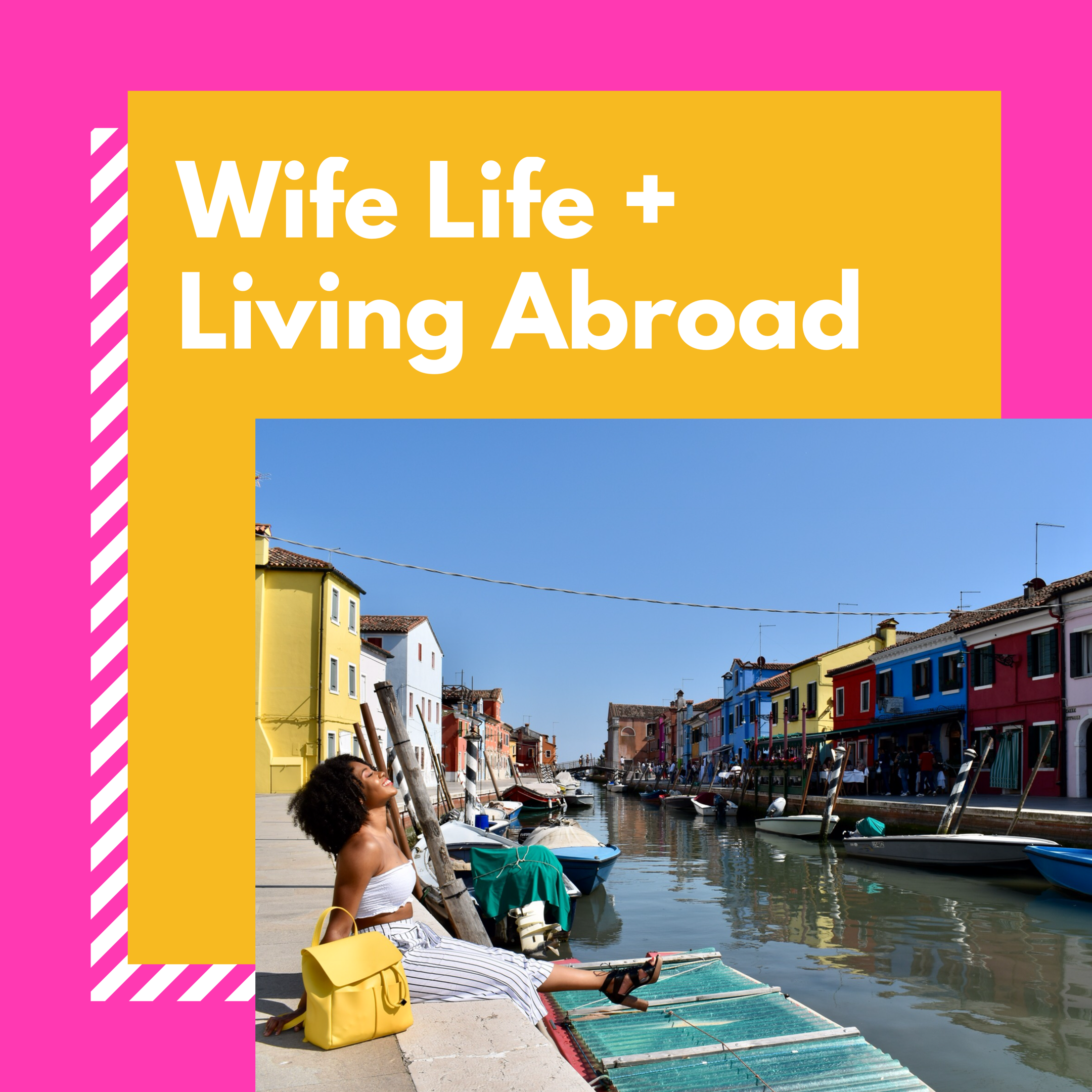 - Being married and living abroad has its pros and cons. Follow along my adventures and lessons I learn.