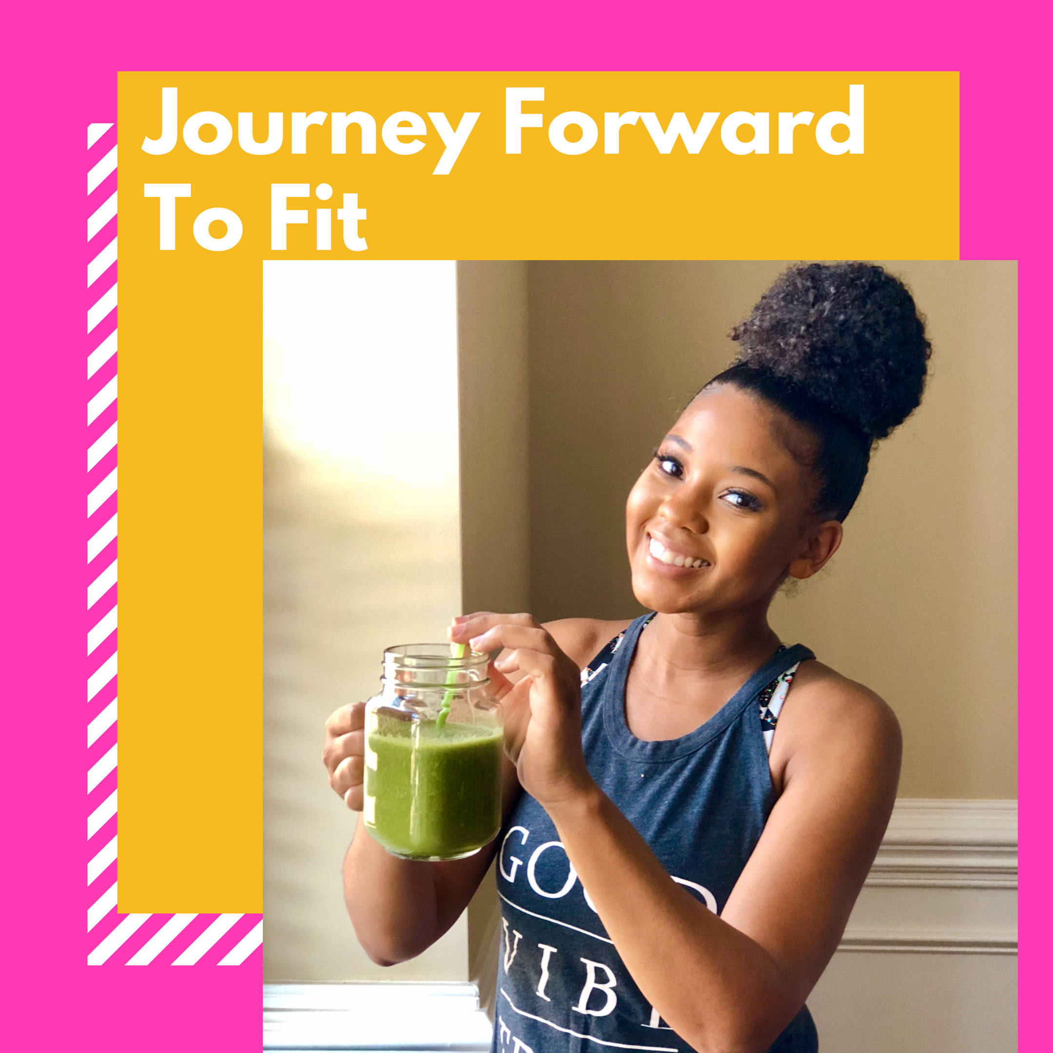 - Prior to pregnancy, I was in great shape. Now that my body has gone through so many changes, I'm working on getting back to a healthier lifestyle by moving forward in my fitness.
