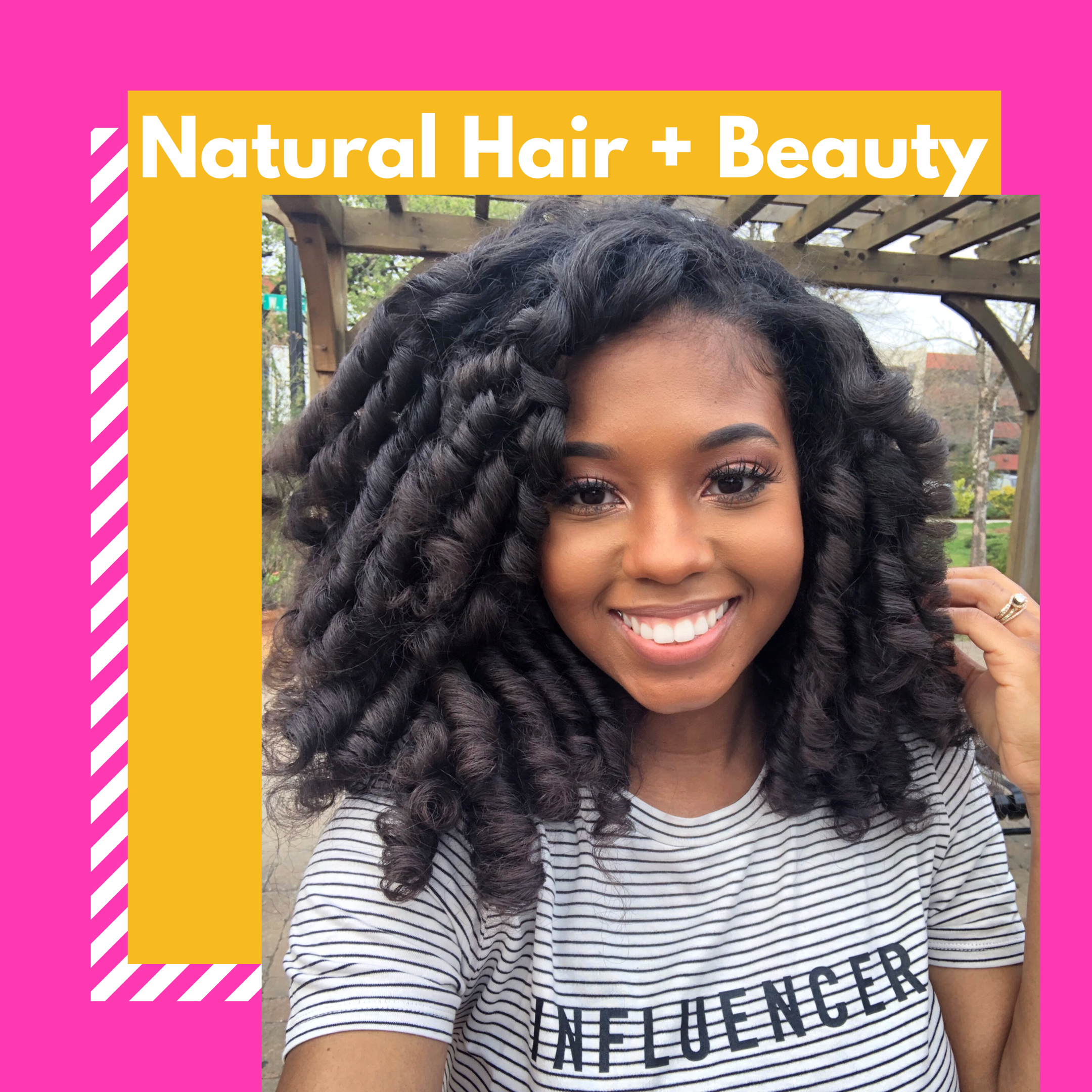 - From curly girl secrets to beauty products I love, check it out here!