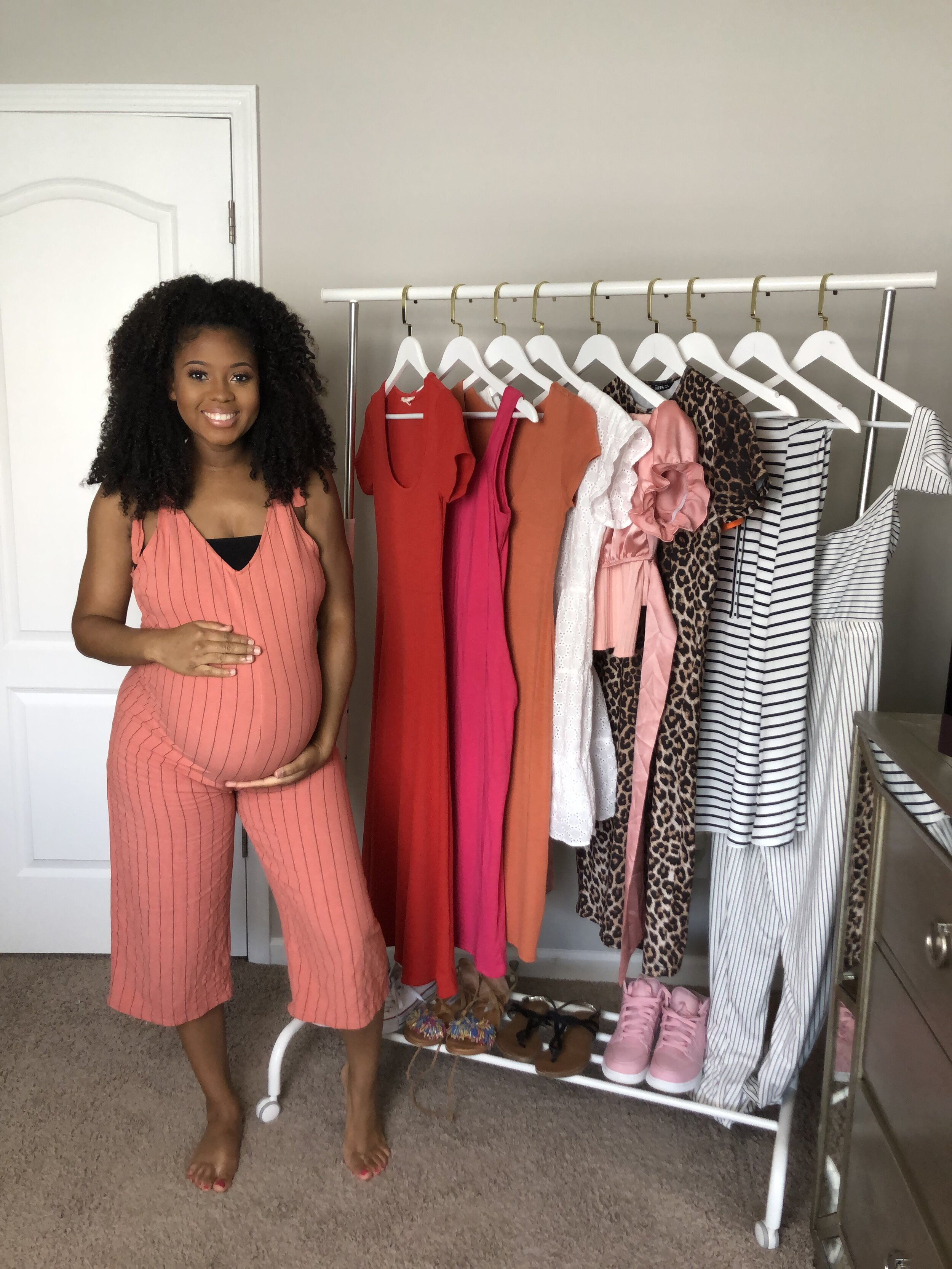 How To Shop Non Maternity Clothes While Pregnant Just Being Britt
