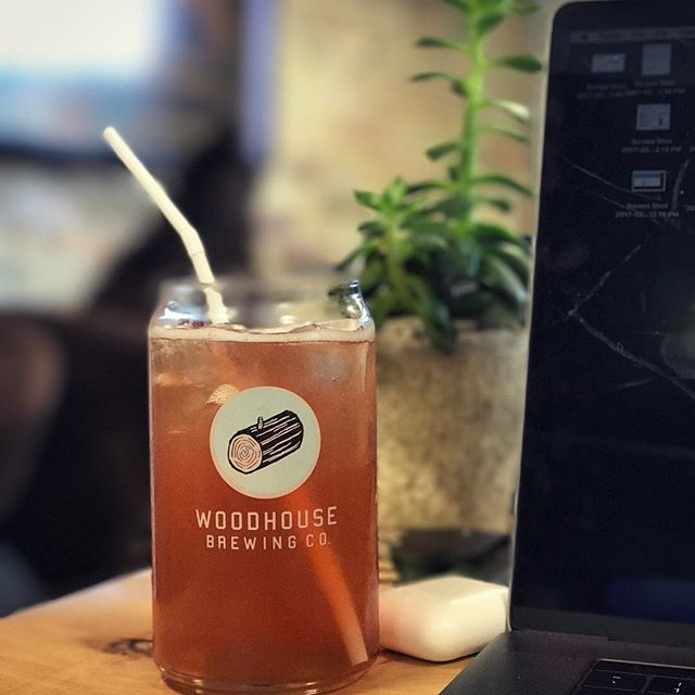Enjoying some kombucha today while I work. Soooo yummy! Yup, it's a holiday, but when you love what you do, you want to do it all the time 😍😋And when you are striving towards a goal you're really excited to achieve, you definitely don't even think it's anything out of the ordinary.
