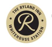 The Ryland Inn in Whitehouse Station, NJ