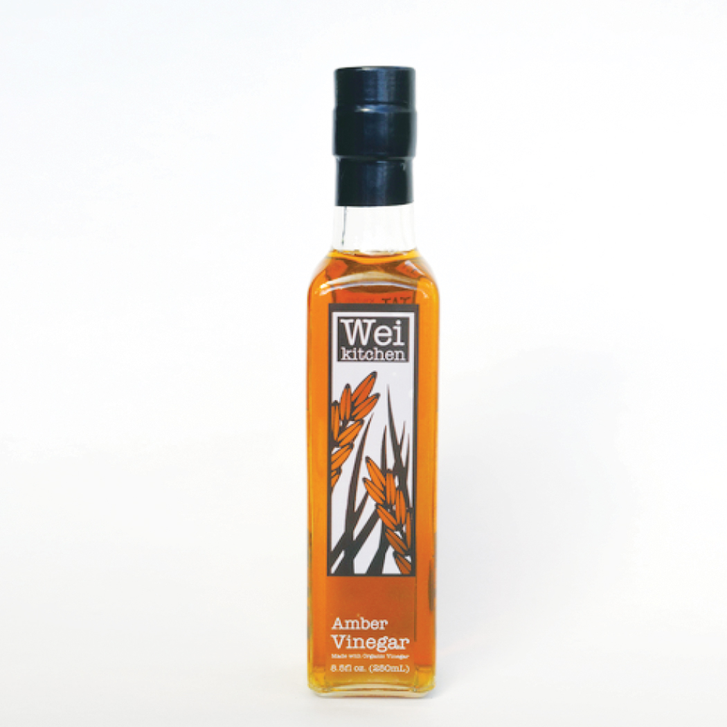 Gift Guide for the foodie, chef and home cook- 2016 - Small batch Amber Vinegar