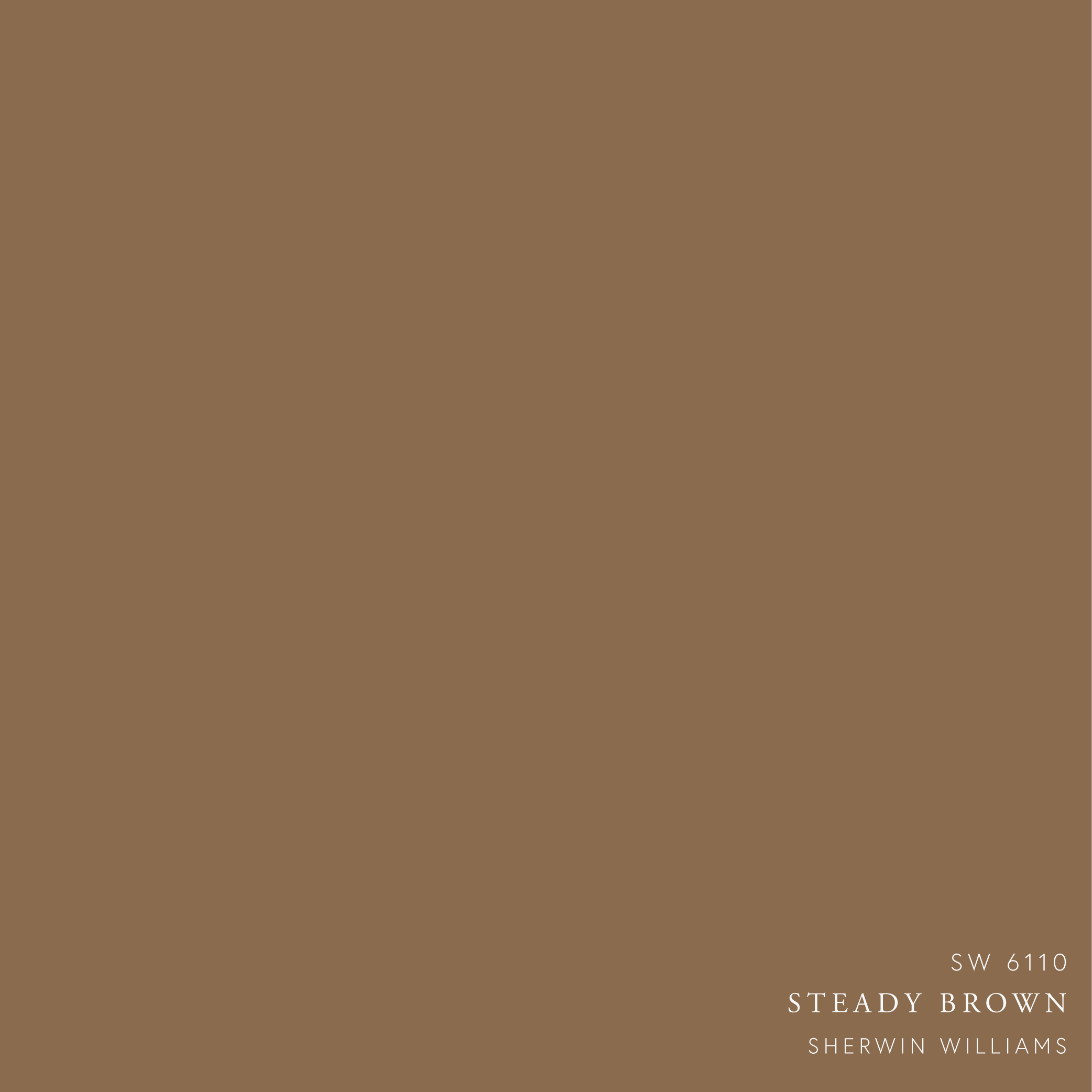 sherwin williams steady brown paint color  - fall 2018 trends moody truffle moodboard by the savvy heart-01-01.jpg