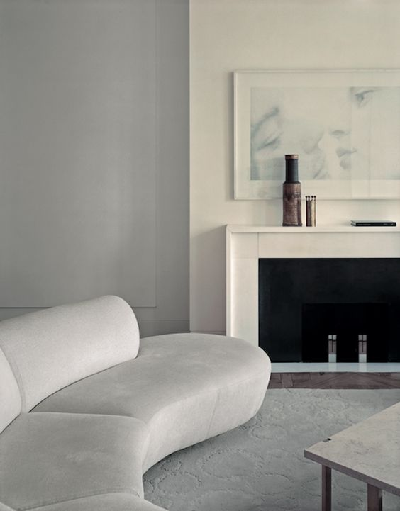 Tone on tone decorating with light shades of grey - interior ddesign trends of 2019 by the savvy heart.jpg