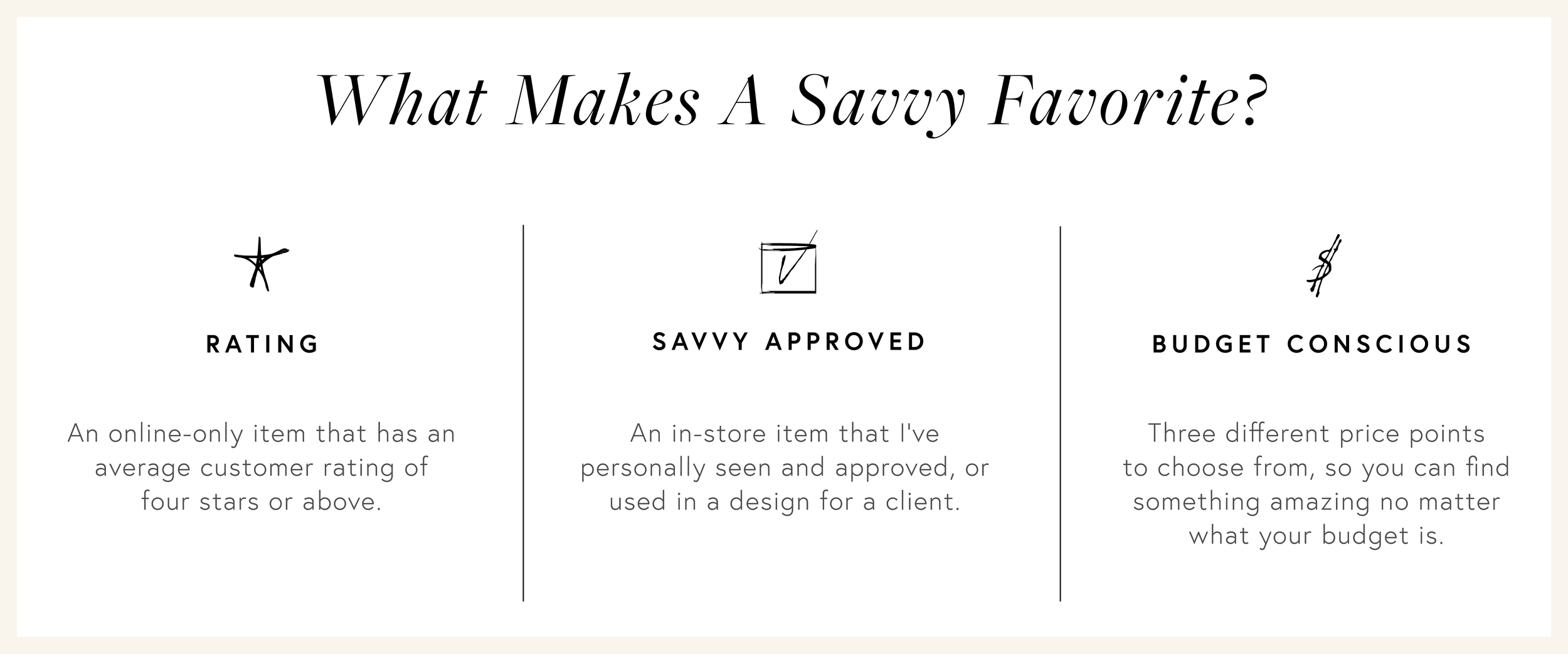 The Savvy Heart Interior Design Diy and Home Decor Blog by Terra Link - Savvy Favorites-01.png
