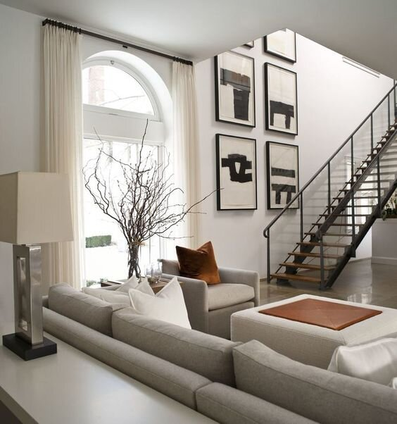 23 Narrow Living Room Designs Decorating Ideas: 4 Floor Plans & Furniture Layout Ideas For A Long & Narrow