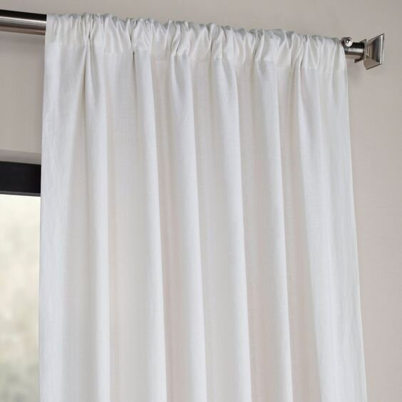 The Pros Cons Of Different Curtain Drapery Styles The Savvy Heart