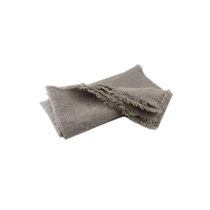 frayed linen napkins - Chic entertaining must haves for hosting and serving by the savvy heart