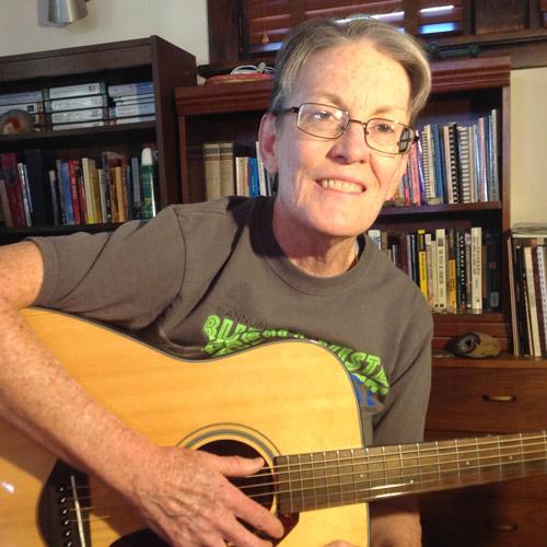 Nora - Guitar Student of Tony Goffredi