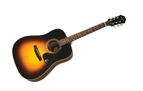 Tony Goffredi - Epiphone PR-150 (Great Beginner Acoustic Guitar)