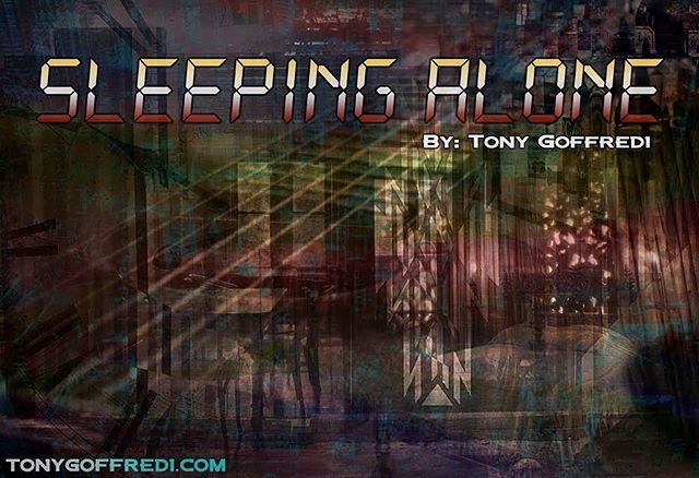 Awesome art work done by the one and only @khprincess2013 Thank you so much for this and I'm glad my music is inspiring artistic creativity in others!! #sleepingalone