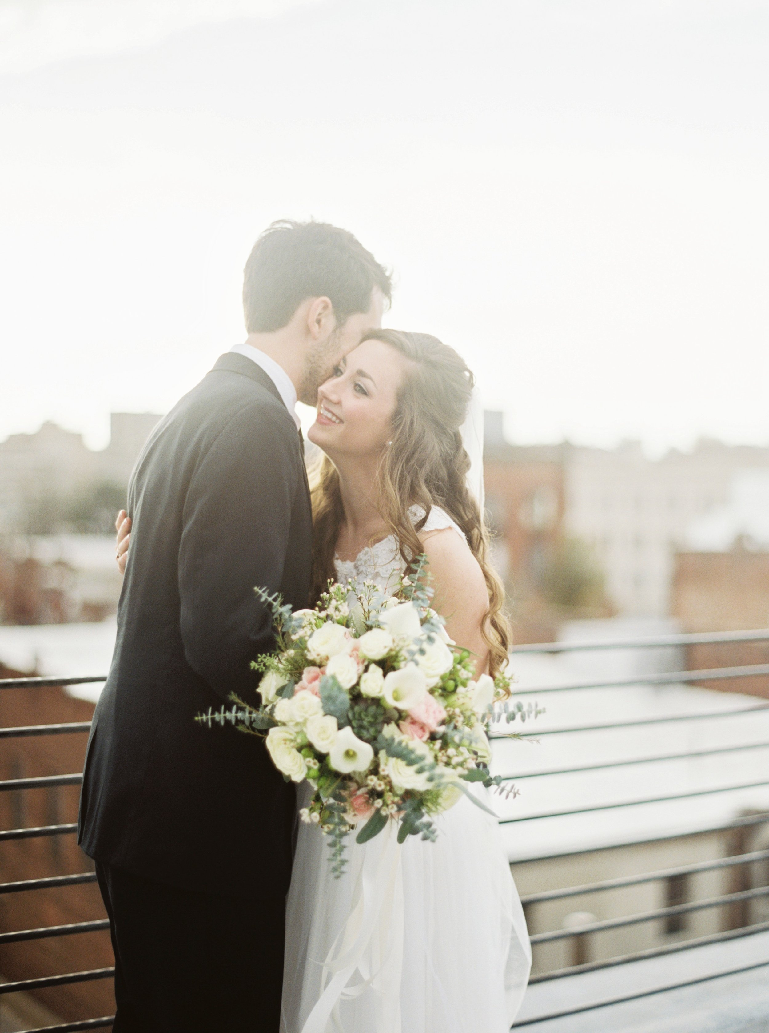 Photo:  A. Thomas Photography  |  Sarah + Bryan  | Love these two.