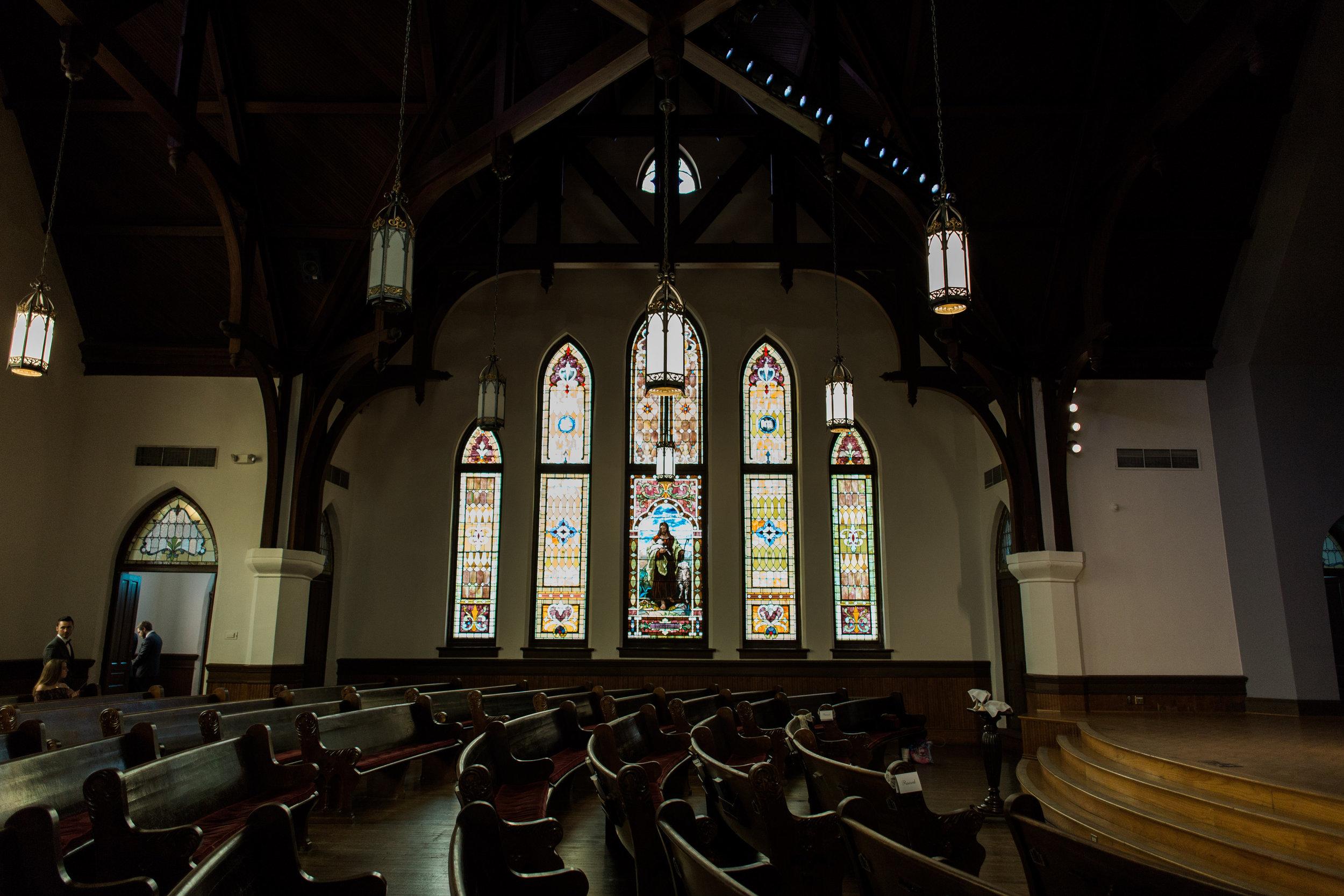 Newton Chapel