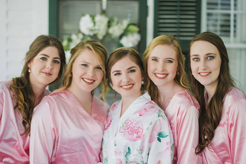 beautiful bride and girls at the grand magnolia house.jpg