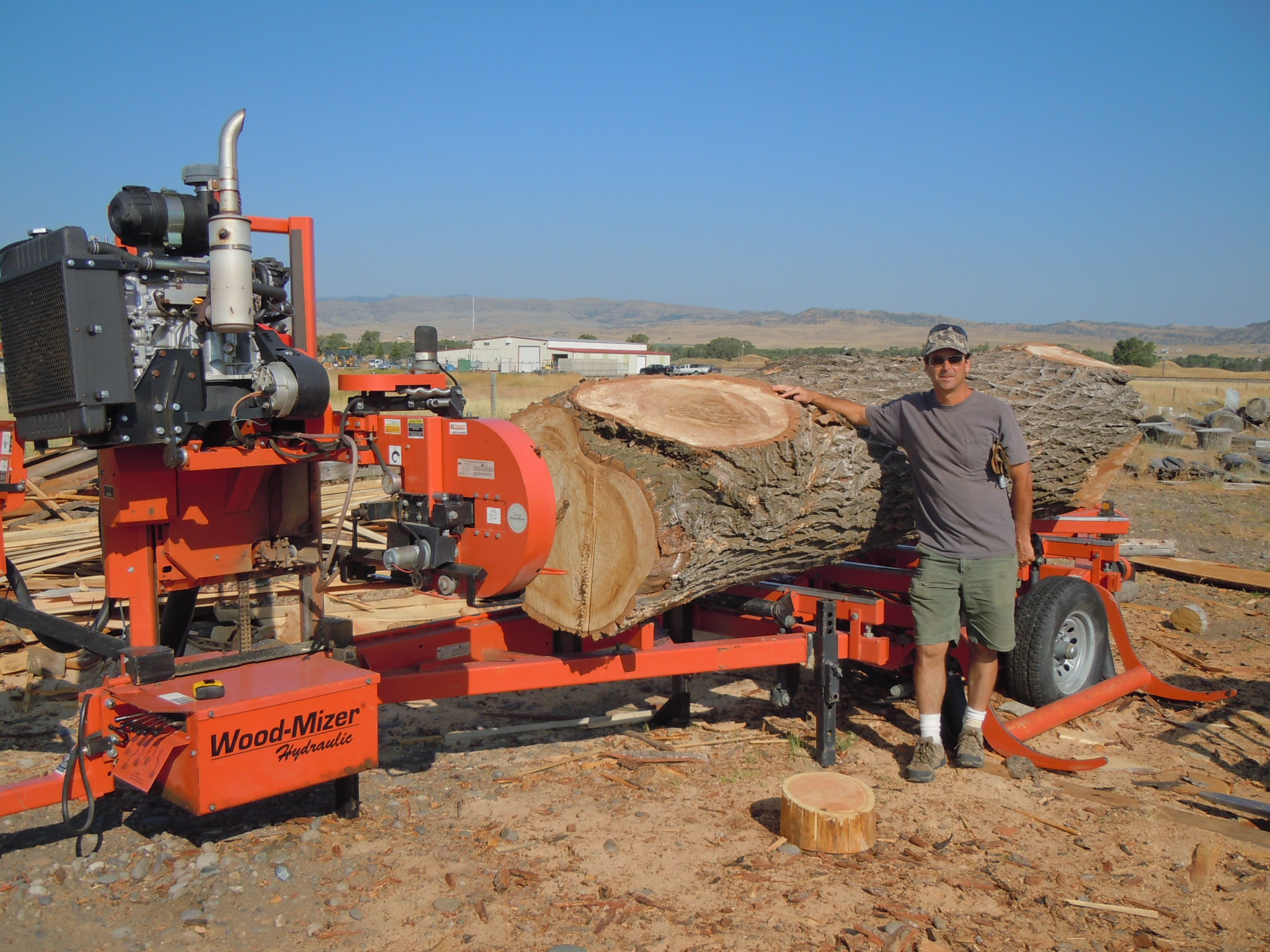 Wood-Mizer Saw Mill (www.woodmizer.com)