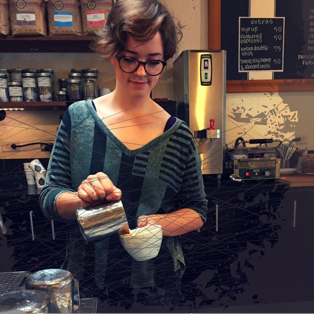 Zen and the art of coffee career maintentance.