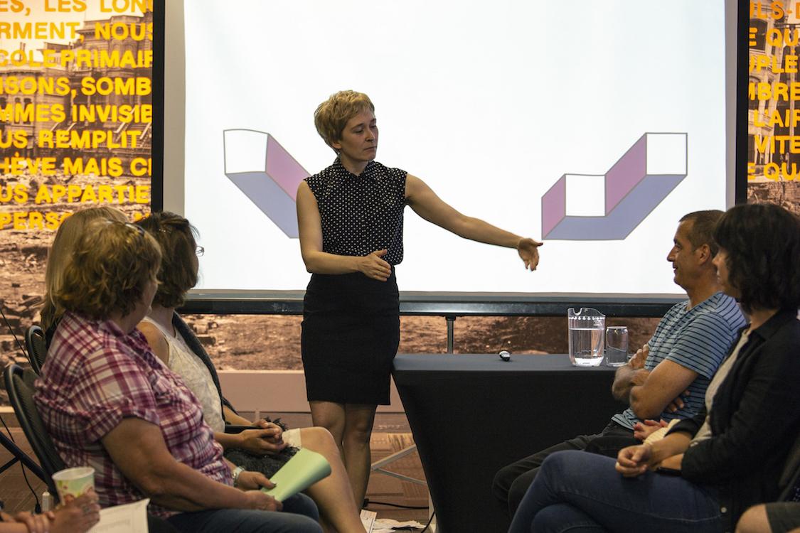 """Conférence """"Les villes-palindromes : Laval 1/3"""""""
