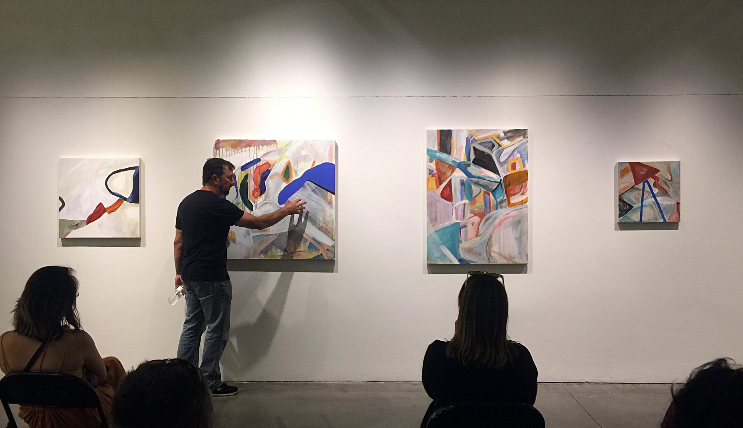 California College of Arts  , 2017 This Series Class was lead and taught by  Patrick Dintino  Thank you, thank you, thank you   for your words of encouragement, patience and support.