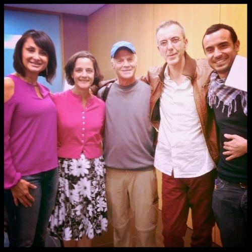 Viva the Event - En Viva 2016, con Jack Pransky, Gabriela Maldonado, Joan Gaya y Marien Perez.