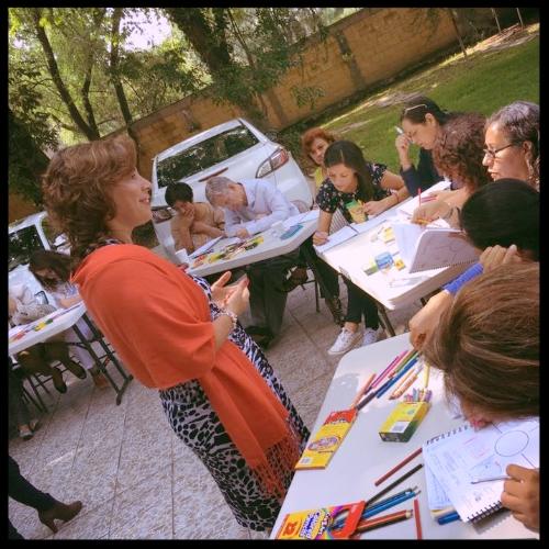 """Taller en Puebla - Realizando el taller """"Enciende Tu Pasión en la Misión de Tu Negocio"""""""