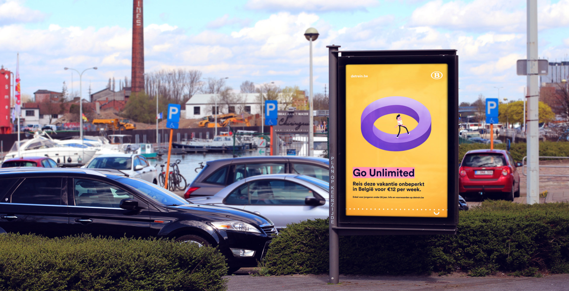 """Spring Campaign """"Go Unlimited"""""""
