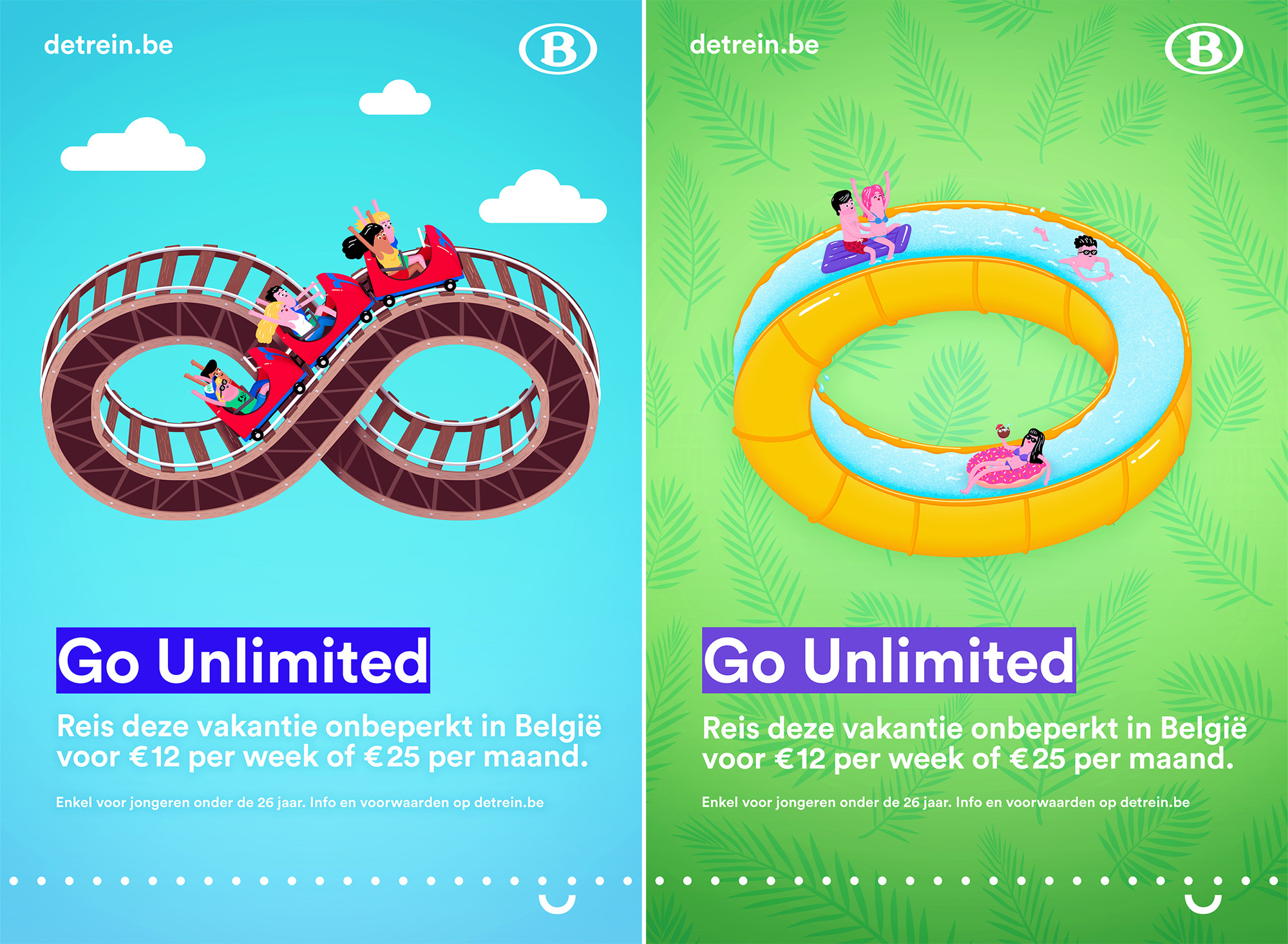 This is the summer edition of 'Go Unlimited'.