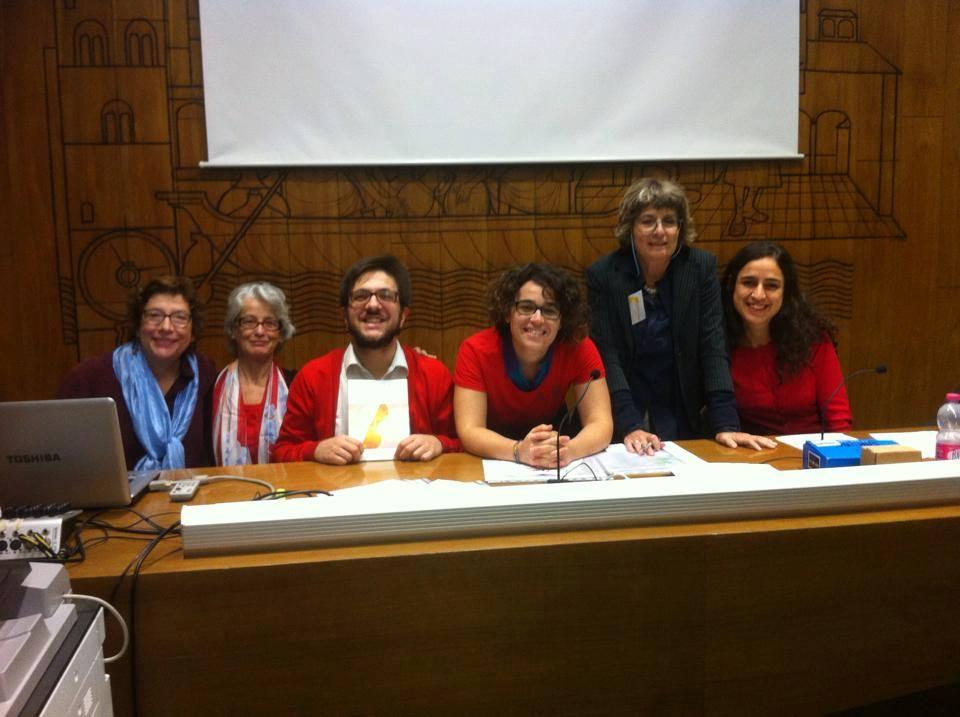 The AIV Cremona volunteers