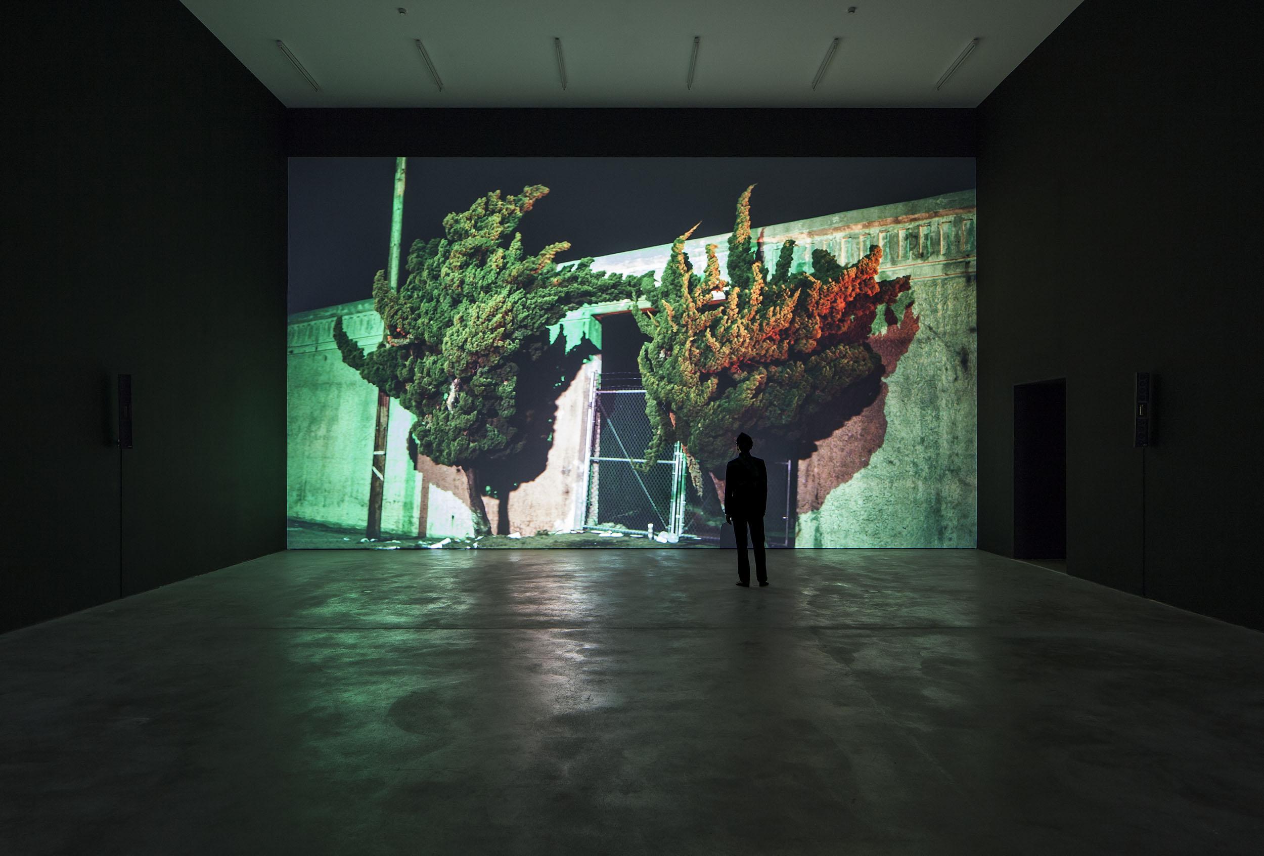 Cyprien Gaillard. Where Nature Runs Riot, Sprüth Magers Berlin, 2015