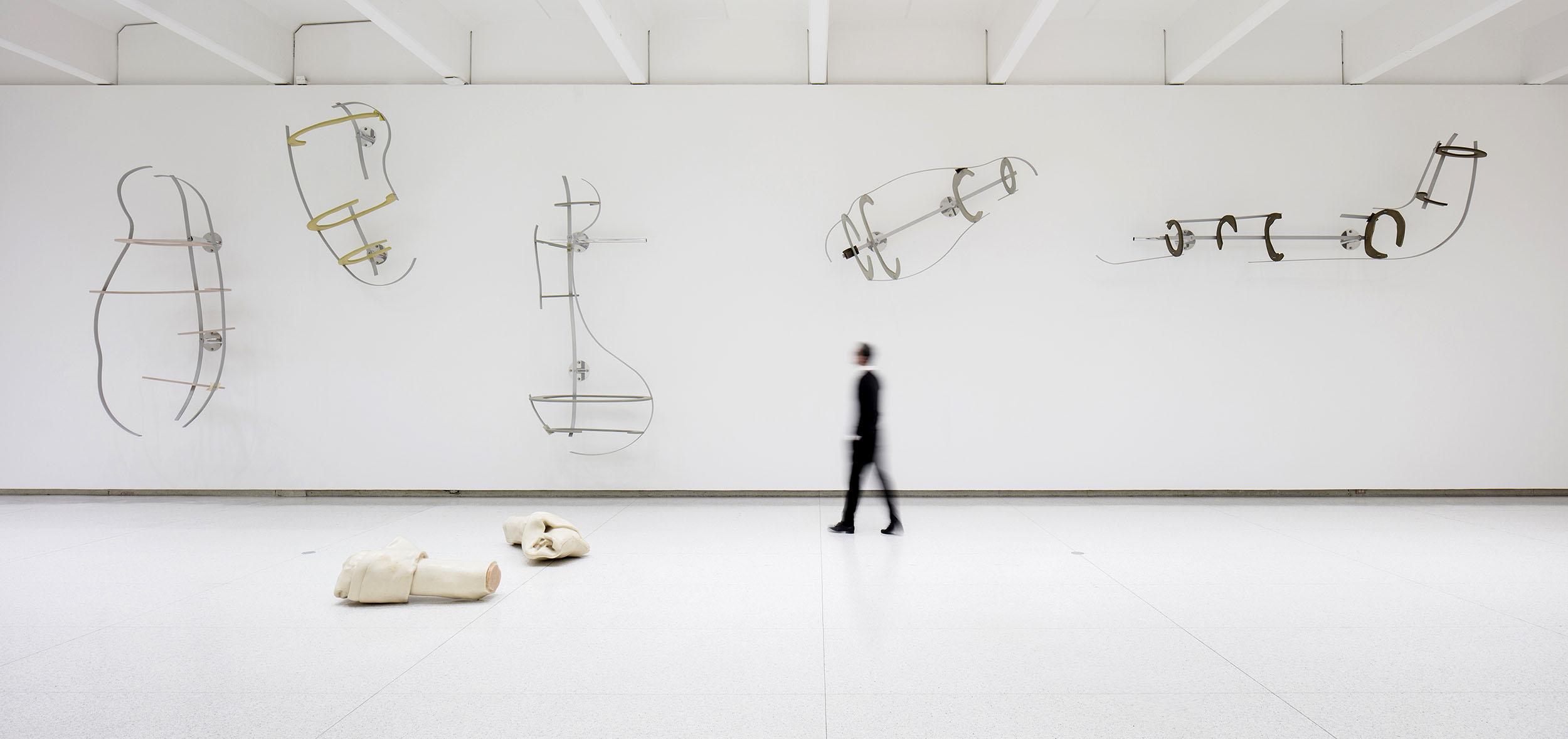Nairy Baghramian, Deformation Professionelle, Walker Art Center, 11.2017