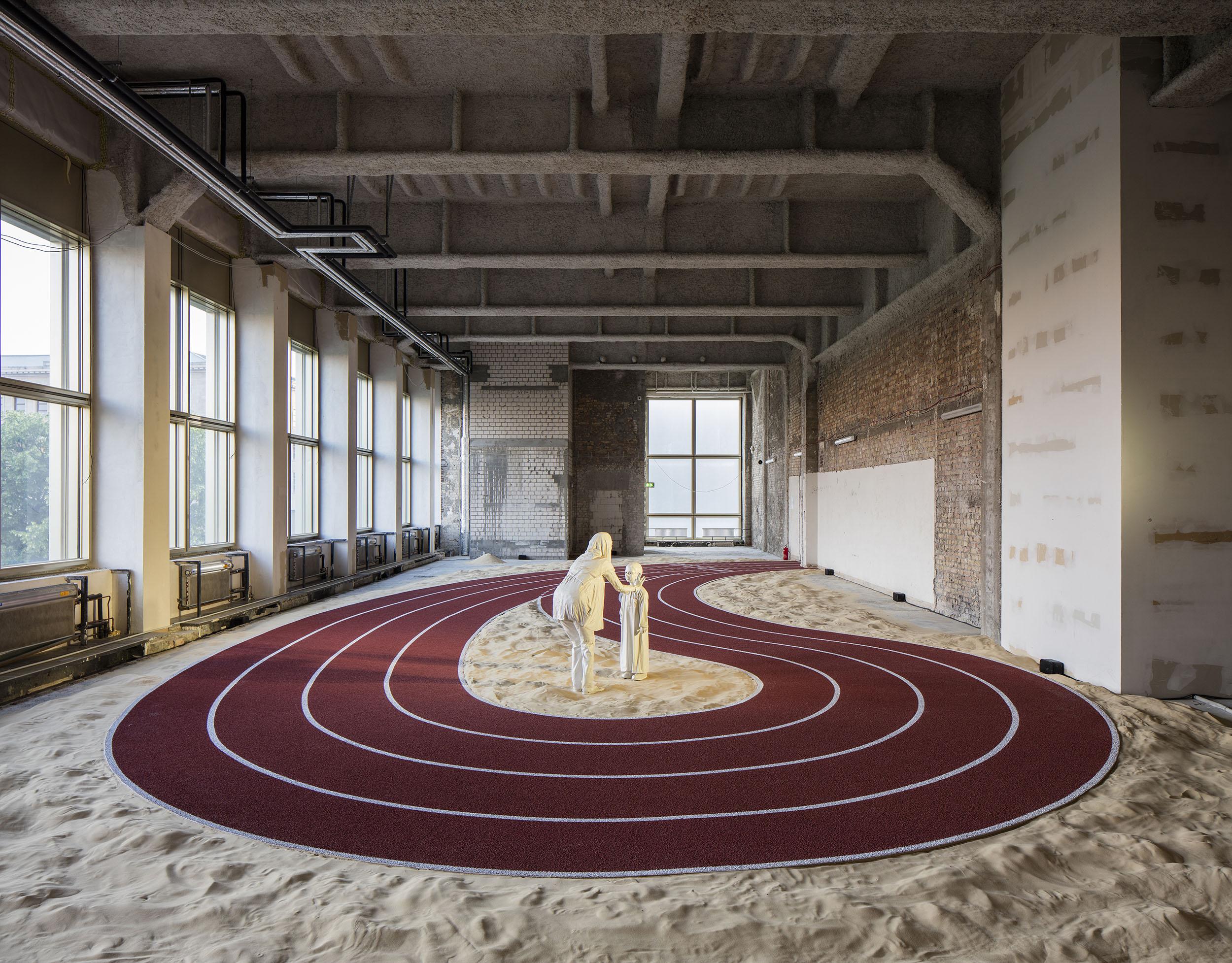GCC. Positive Pathways, Berlin Biennale 9, 2016