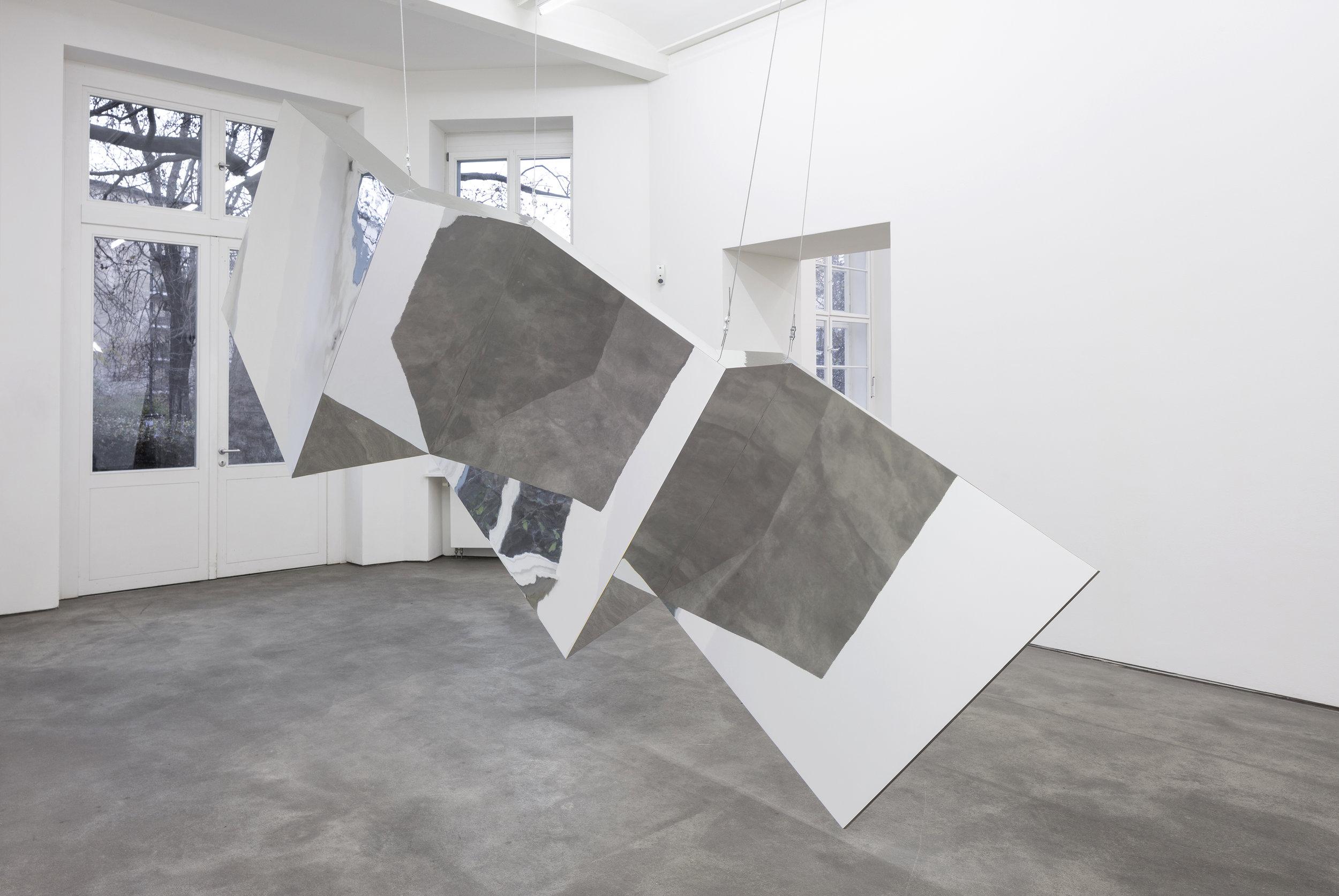 Robert Morris. Refractions, Sprüth Magers Berlin, 2016