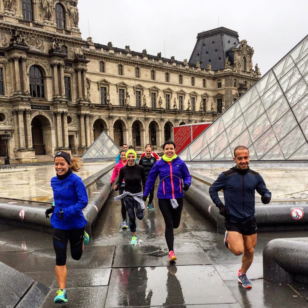 Treino de Activação para Meia Maratona de Paris