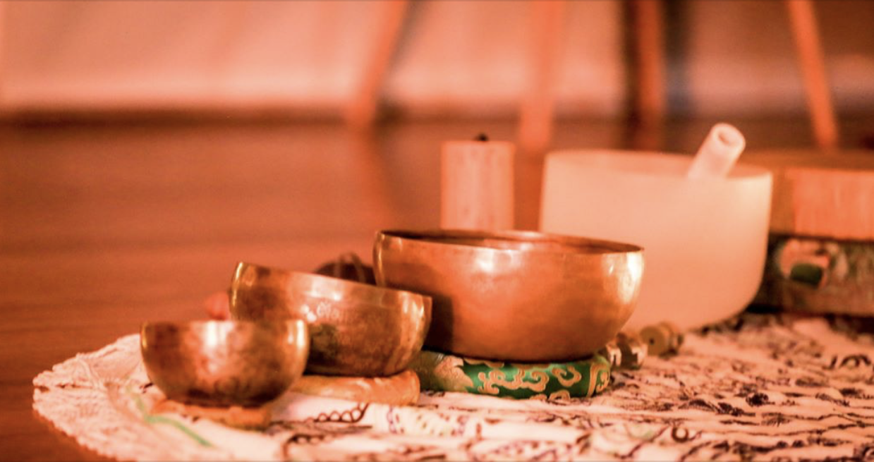 """Sound Healing Sessions - Please contact via email or phone with details on """"Contact"""" page."""